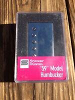 Seymour Duncan SH-1N 59 4 Conductor Humbucker Pickup Neck NICKEL 11101-01-Nc4c