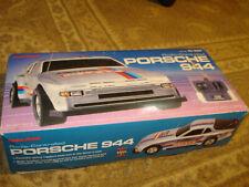 Vintage Radio Shack 1984 Radio Controlled Porsche 944. 60-3096 - Tested - Read