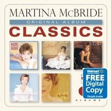 Martina Mcbride-martina McBride Original Album Classics 5cd ( The Way Th CD