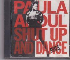 Paula Abdul-Shut Up And Dance The Dance mixes cd album