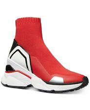 Michael Michael Kors Mickey Wedge Sneakers Size 7