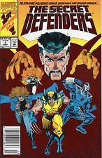 Marvel The Secret Defenders #1 (Mar. 1993) High Grade