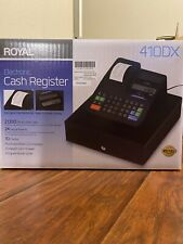 Royal 410dx Electronic Cash Register In Hand Ships Asap