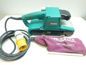 Makita 9404 Professional Variable Speed Belt Sander - 110V