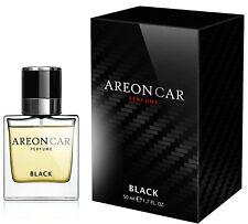 Areon Top Quality Luxury Car Perfume  Air Freshener - 100ML - BLACK