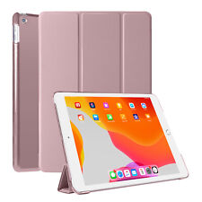 For iPad 2 3 4 5th 6th 7th Generation Case Smart Magntic Folio Stand Cover