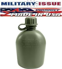 Rothco 605 Olive Drab Genuine Gi 1 Quart Plastic Canteen US Made