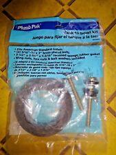 Plumb Pak Pp23034, Tank To Bowl Kit Fits American Standard Toilets