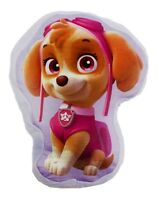 NEW OFFICIAL CHILDRENS PINK SKYE SHAPED PAW PATROL CUSHION PILLOW