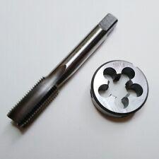 US Stock HSS M16 x 1.5mm Tap & M16 x 1.5mm Die Metric Thread Right Hand M870