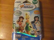 V.Smile Motion  Game - Tinker Bell  By V-Tech - Disney Fairies