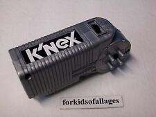 KNEX GRAY MOTOR Battery Powered Forward Reverse Silver Replacement Part / Piece