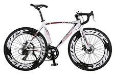 Brand New Cyber ZIPP 88MM Carbon wheel road bike Alloy Frame Shimano Gear(52 cm)