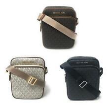 Michael Kors Medium Flight Bag Crossbody Leather Handbag