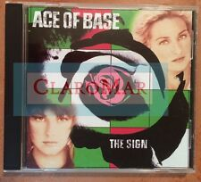 ☀️The Sign by Ace of Base Music CD All That She Wants USA MINT