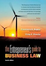 The Entrepreneur's Guide to Business Law by Constance E. Bagley and Craig E. Dau