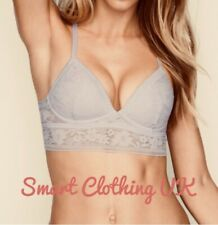 Victoria's Secret Padded Bralette  (Grey)  RRP £29