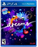 Dreams for PlayStation 4 [New Video Game] PS 4