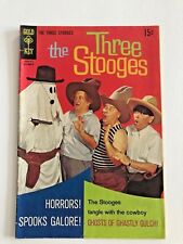 Vintage SILVER AGE 1968 THE THREE STOOGES #41 GOLD KEY COMICS