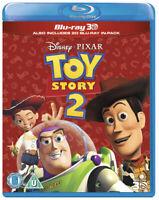 Toy Story 2 Blu-ray (2011) John Lasseter cert U 2 discs FREE Shipping, Save £s