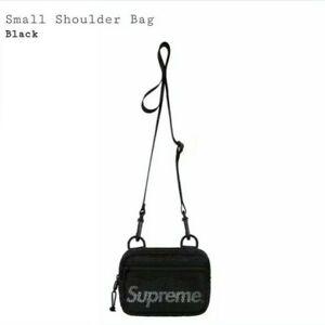 Supreme Small Shoulder Bag Black SS20 Brand New Da StockX Con Ricevute