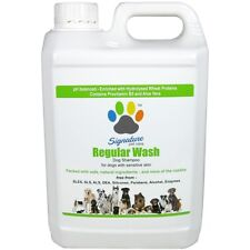 Signature Pet Care Regular Wash Dog Shampoo Concentrate 2.5L