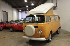 1972 Volkswagen Bus/Vanagon Camper van