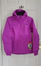 North Face RRP £110 Quest Jacket XS Extra Small Womens Sweet Violet Pink Purple