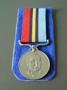 Casualty Rhodesian General Service Medal to the BSAP died 1980