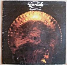 Vintage 33⅓ LP - Greenslade Spyglass Guest Gatefold - WEA K 56055 1974