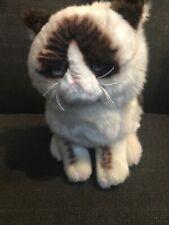 "New listing Grumpy Cat * 10"" kitty plush doll * Gund 4040133 Soft Himalayan kitten stuffed"
