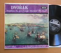 SXL 6273 Dvorak Symphony no. 5 Kertesz London Symphony 1967 NEAR MINT Decca