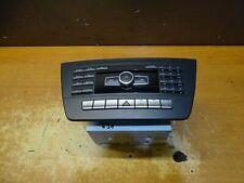 Original Mercedes W204 Mopf Bedieneinheit GPS Radio CD A2049009807