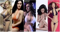 TBLeague 1/6 Flexible Seamless Female figure w/ Head PHICEN S01 S02 S06 S07 S09