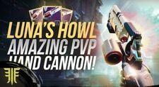 Destiny 2: Luna's Howl Full Quest Completion GUARANTEED! (PS4)
