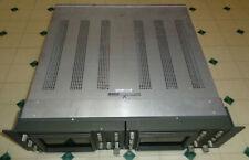 ~~Leader NTSC Vectorscope 5850C + Waveform Monitor 5860C in 2400V Rack ~~WORKS~~