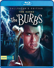 The Burbs Blu-ray Collector's Edition Tom Hanks Shout Factory With Slip Cover