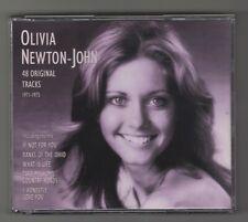OLIVIA NEWTON-JOHN 48 Original Tracks 1971-1975 RARE Remastered 2-CD *Ex/Ex/Ex*