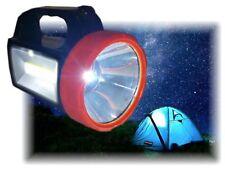 COB + 1 LED Campingleuchte Tragbar Handscheinwerfer Bivouac Light
