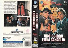 Uno sbirro e una canaglia (1990) VHS