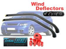 OPEL VAUXHALL ASTRA G MK4  1998 - 2009 Wind deflectors 3.door 2.pcs  HEKO  25338