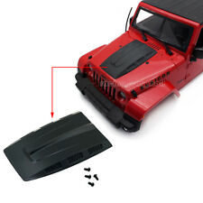 1/10 RC Engine Air Intake Cover for Crawler Axial SCX10 Jeep Wrangler Body