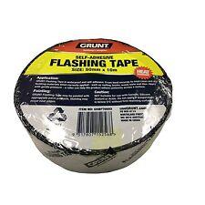 10m (x50mm) Bitumen Bituminous Adhesive Waterproof Aluminium Flashing Roof Tape