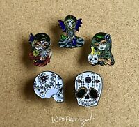 JASMINE BECKET GRIFFITH Limited Edition Big Eye Art Day of the Dead Pin Set 250
