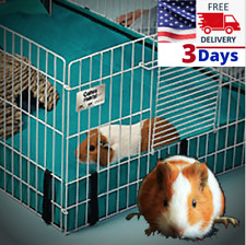Pets Midwest Homes Large Cage Interface Tent Guinea Hamster Habitat Guinea Pig