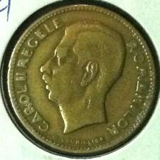 Romania  10 Lei  KM 49  XF  1930