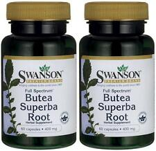 2X Butea Superba Root 400mg x 60 ( 120 ) Capsules - 24HR DISPATCH
