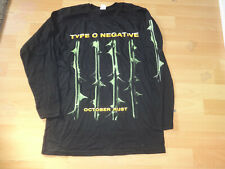 Type O Negative LS-Shirt XL Carnivore Misfits