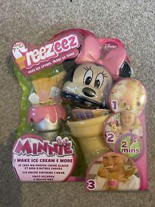 Freezeez Ice Cream Maker Minnie Mouse