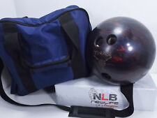 Vintage Ebonite Mirage 13lb Bowling Ball With Bag
